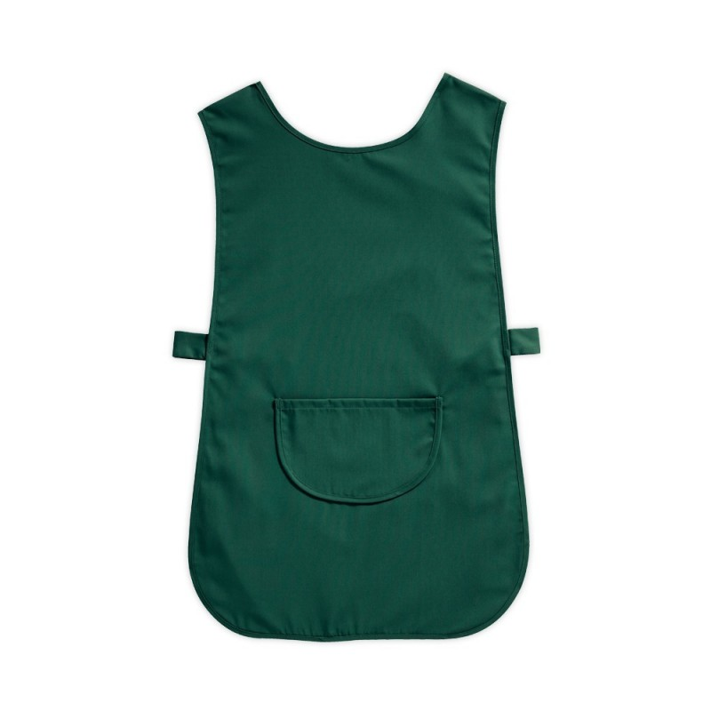 Tabard with Pocket (Bottle Green Pack of 1) - W112