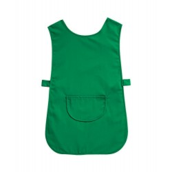 Tabard with Pocket (Kelly Green Pack of 1) - W112