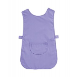 Tabard with Pocket (Lilac Pack of 1) - W112