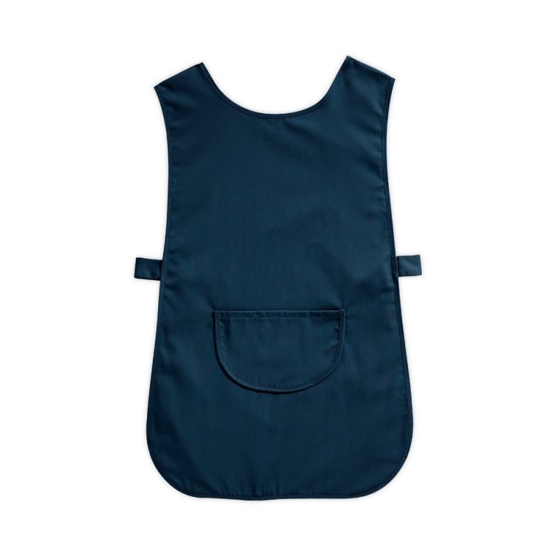 Tabard with Pocket (Navy Pack of 1) - W112