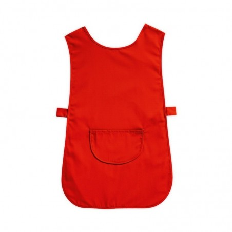 Tabard with Pocket (Red Pack of 1) - W112