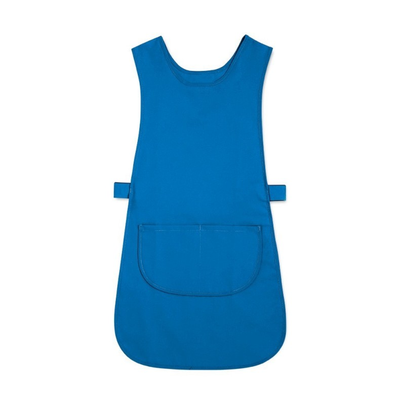 Long Length Tabard with Pocket (Blade Blue Pack of 1) - W193