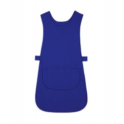 Long Length Tabard with Pocket (Como Blue Pack of 3) - W193