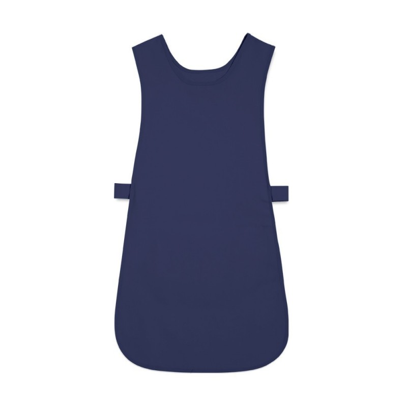 Long Length Tabard (Navy Pack of 3) - W192