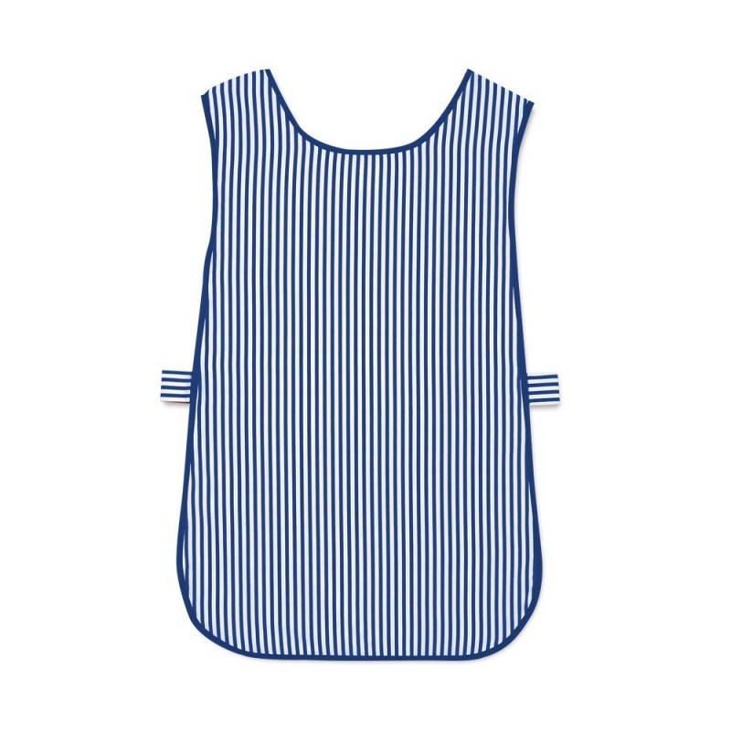 Candy Stripe Tabard (Blue & White Pack of 1) - W160
