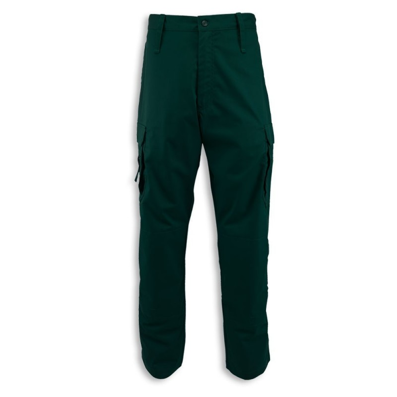 Men's Ambulance Combat Trousers (Dark Green) NM100