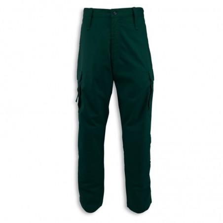 Men's Ambulance Combat Trousers (Dark Green) NM100