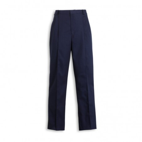 Mens Twin Pleat Trousers (Sailor Navy) MT600